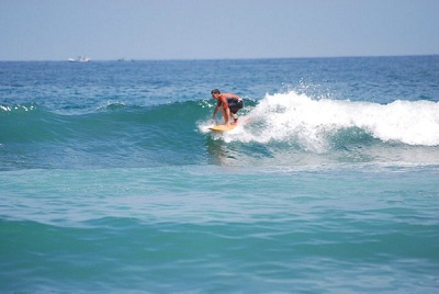 Playa Grande Surfing